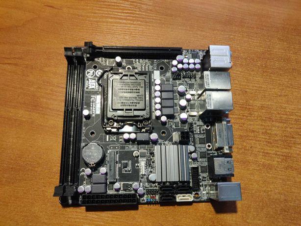 Płyta Główna Gigabyte GA-B75N Socket LGA 1155 2 i 3 Gen Intel Mini ITX