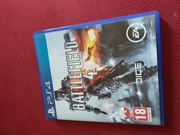 Battlefield 4 ps 4 możliwość wymiany na inna