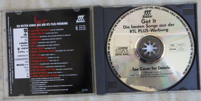 CD Various - Get It - Die Besten Songs Aus Der RTL Plus-Werbung