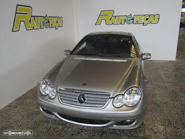 Para Peças Mercedes-Benz C-Class Coupe Sport (Cl203)