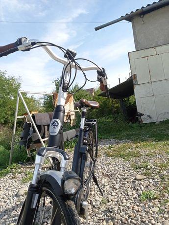 Велосипед Gazelle Impulse EM C7. Електричний велосипед