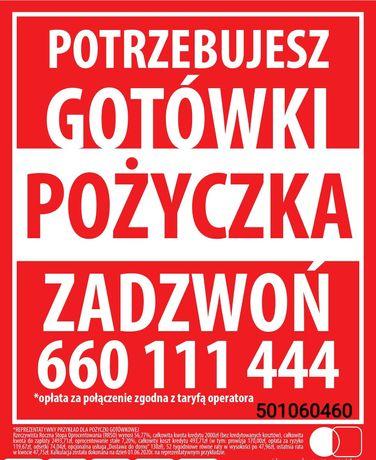Szybka pożyczka gotówkowa Bełchatów Łask Pajęczno Działoszyn Osjaków