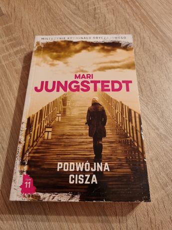 Podwójna cisza Tom 11 M. Jungstedt książka