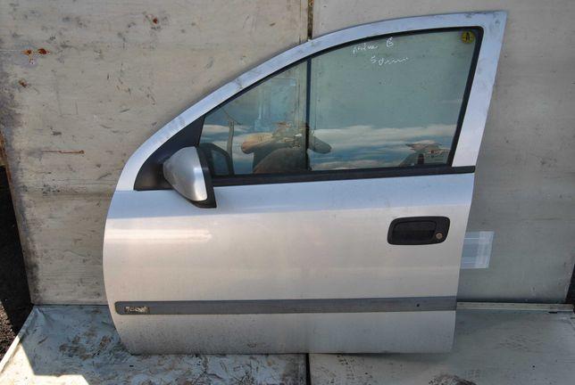Drzwi lewy przód Opel Astra G sedan