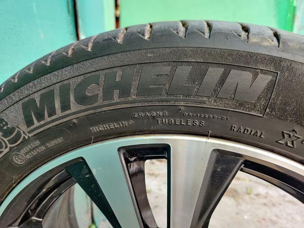 Шины Michelin Primacy 3 215/55 R18