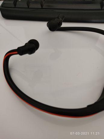 Auricular Bluetooth com led