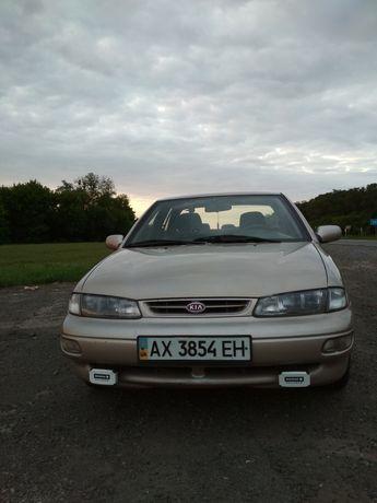 Kia Sephia GTX 1998 1,5