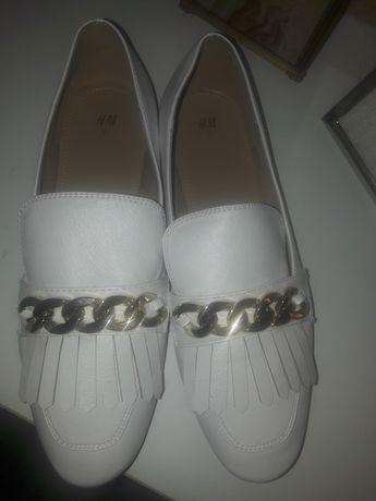 H&M nowe buty mokasyny r 41