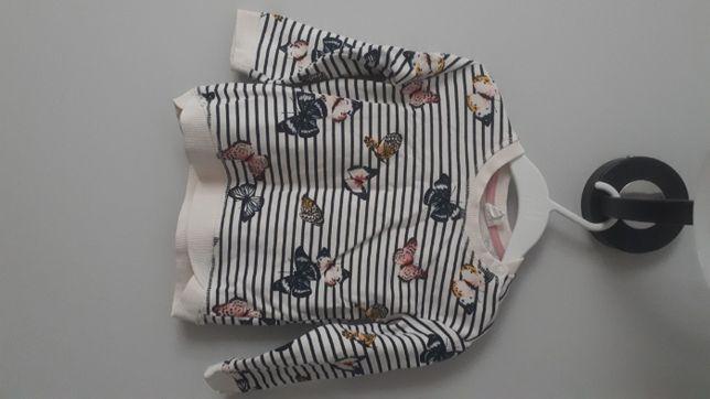 Paka dziewczynka 86 92 Converse H&M Esprit Geox komplet, kurtka, bluz