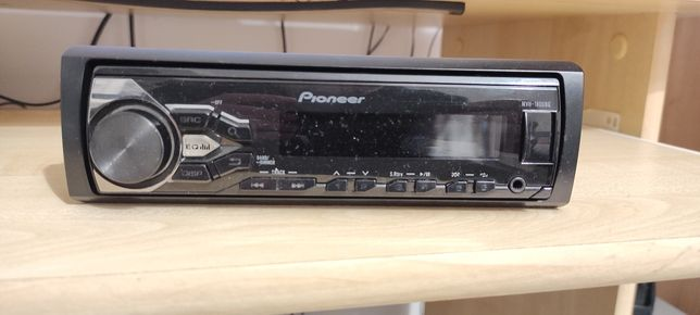 Radio samochodowe Pioneer MVH-180UBG