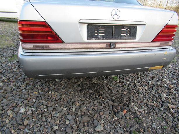 mercedes W140 SEDAN przed lift zderzak tył kompletny
