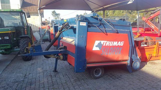 Desincilador Unifeed Trumag Novo ( Austria )