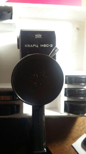 Кинокамера Кварц1х8с-2