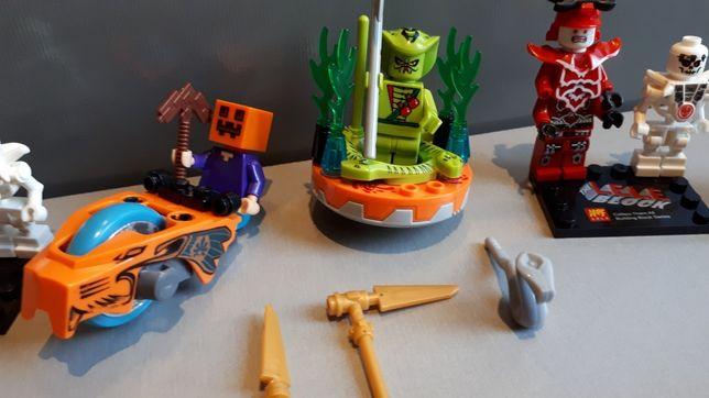 Figurki -podróby lego