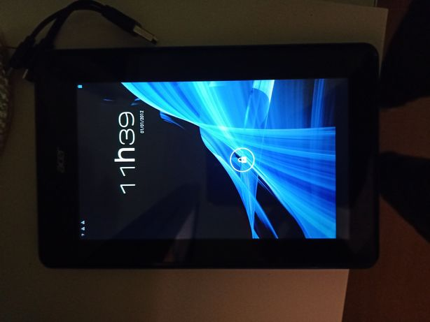 Tablet Acer em bom estado