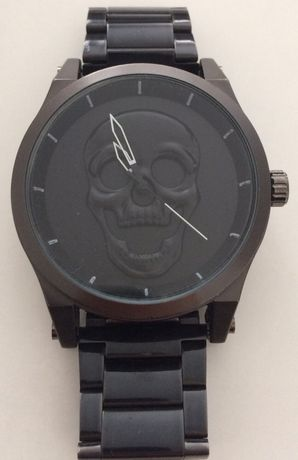 Zegarek Męski Czaszka