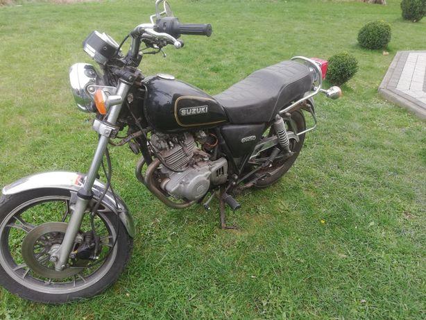 Suzuki GN  250 e