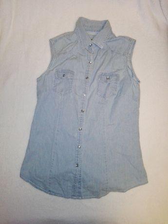 Koszula jeansowa r. 40