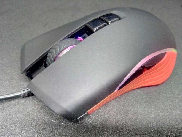 Геймерская мышь игровая Jedel 7D,  DPI -500/1000/1500/2000/3000/4000