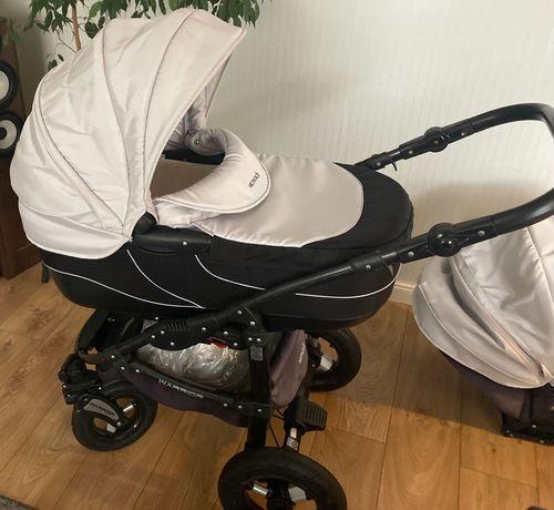 Wózek - spacerówka, gondola, fotelik TAKO MONODI Warrior 3w1