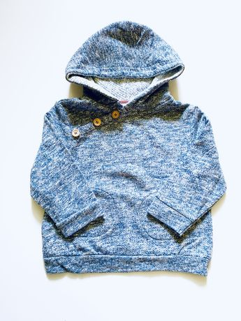 *ZARA* Świetny Sweterek R. 92