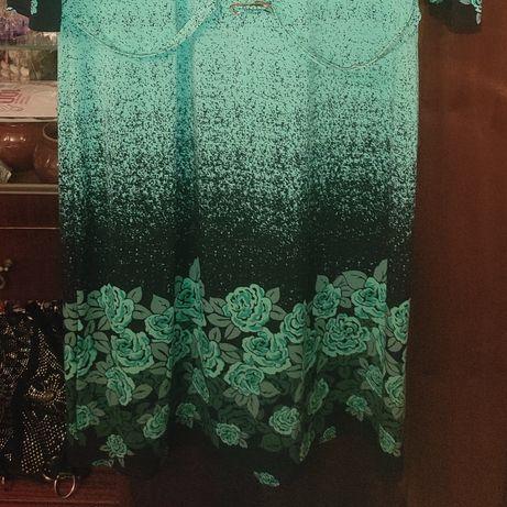Нарядное платье 56размер