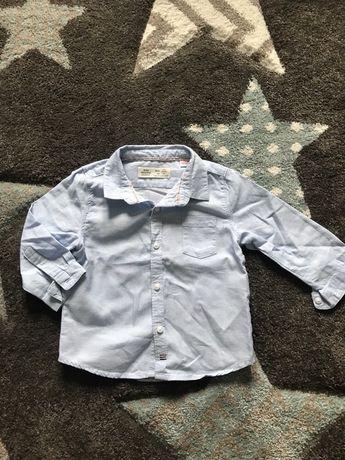 Koszula chłopięca zara 74