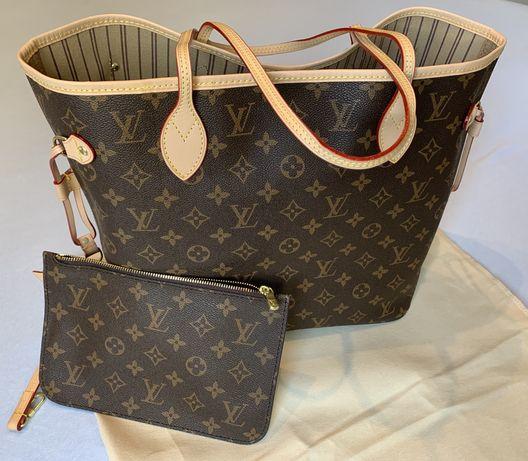 Torebka Neverfull MM Monogram Louis Vuitton Top Quality