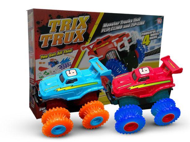 Набор Trix Trux из 2-х машинок