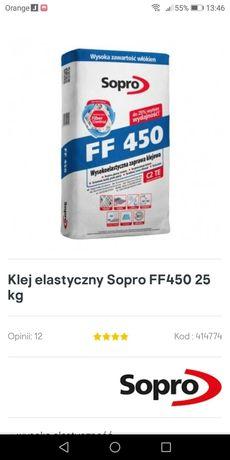 Klej elastyczny Sopro ff450