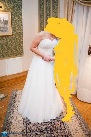 Suknia ślubna rozm 42 evfashion