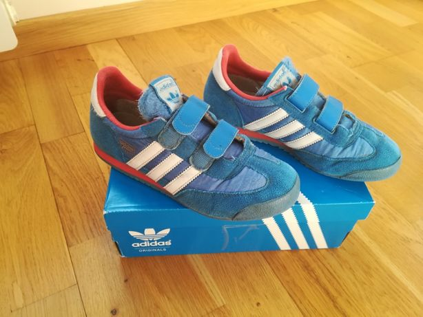 Adidas Dragon 35 22 cm buty sportowe