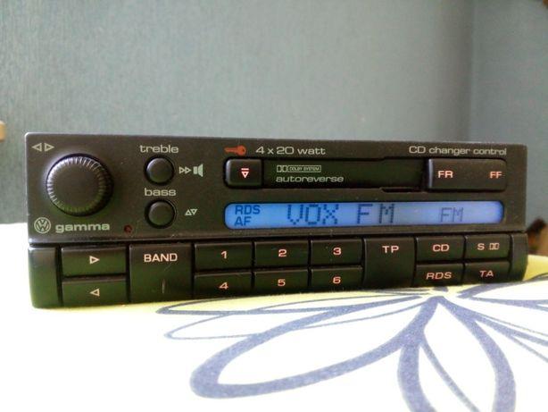 Radio VW gamma 4 rds polo golf passat T4 Vento