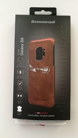 Okazja Samsung Galaxy S9 etui skóra telefon