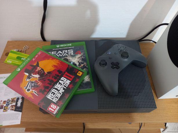 Xbox one S 1TB edição especial