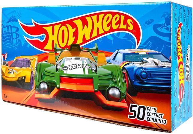 Hot Wheels машинки в ассортименте