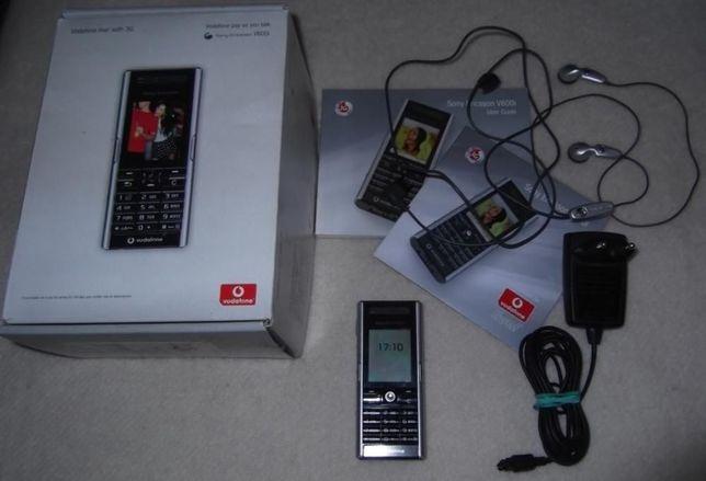 Telefon Sony Ericsson V600i SE K600i bez simlocka - 2005 rok - vintage