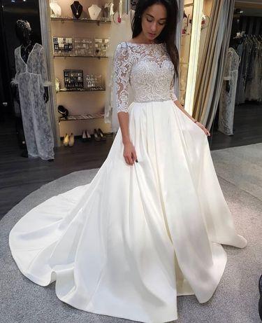 Свадебное платье, свадебное платье бренда Nora Naviano