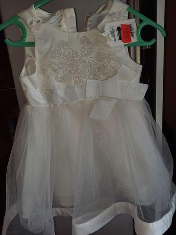 Sukienka nowa Smyk 74