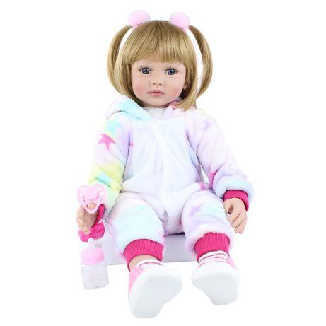 Lalka Reborn Dziewczynka jednorożec Zabawka