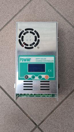 Regulator ładowania MPPT 60A PowMr panele fotowoltaiczne, off-grid