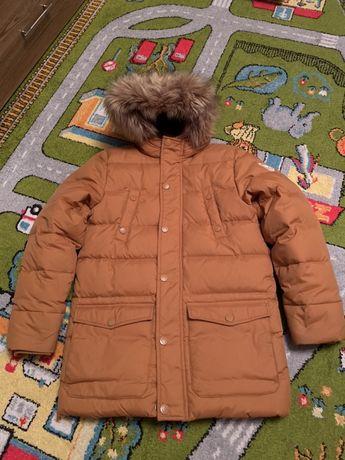 Куртка пуховик для мальчика Outdoor