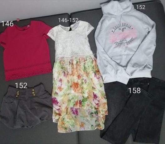 Paczka 12 ubrań dla nastolatki nr3