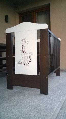 Łóżeczko dziecięce NOWE Dumbo 120 x 60 cm