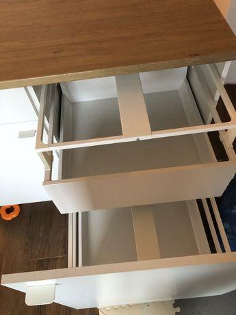 Kuchnia modułowa Ikea, wyspa