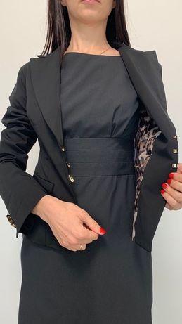 Плаття і піджак