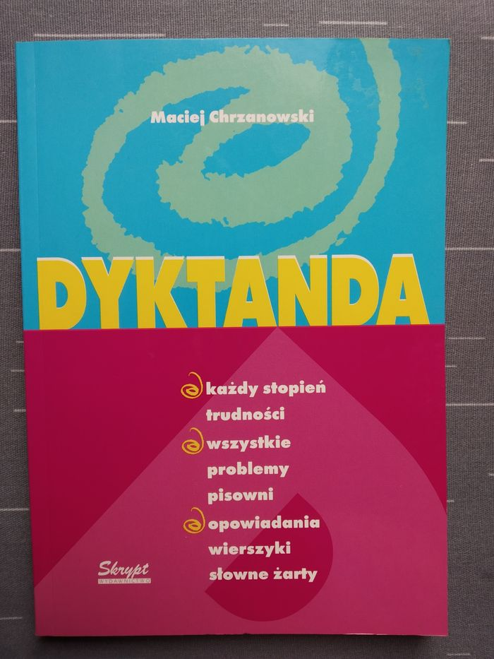 Dyktanda Skrypt Ostrów Pieckowski - image 1