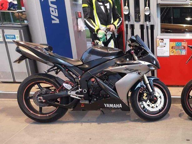 Yamaha r1 rn 12 2004