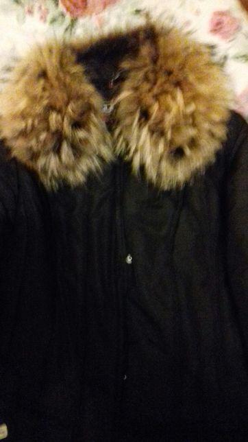 Зимнее пальто 44р.