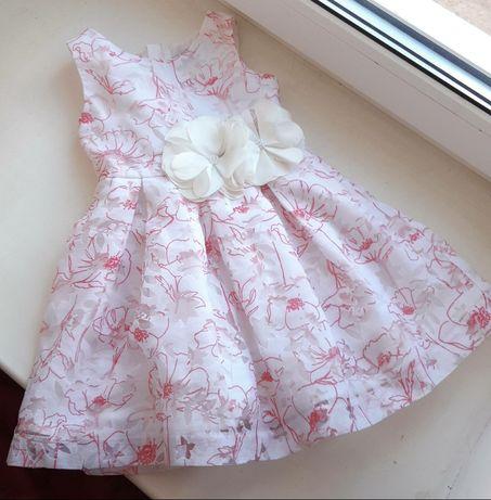 Нарядное платье John Rocha, р. 1 год